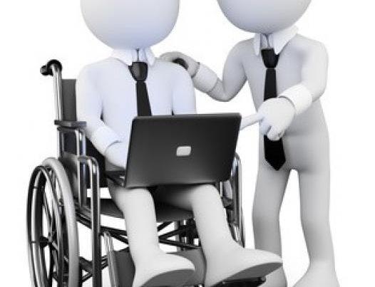 Emploi de personnes handicapées