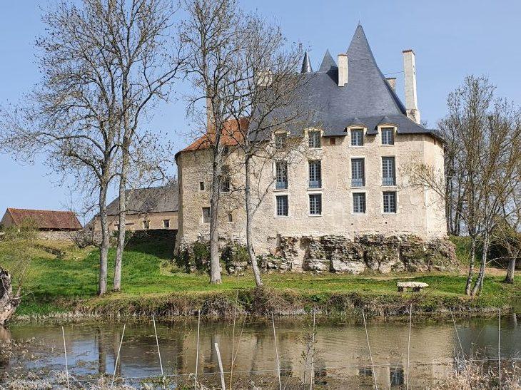 Valorisation touristique et culturelle du Château de Meauce